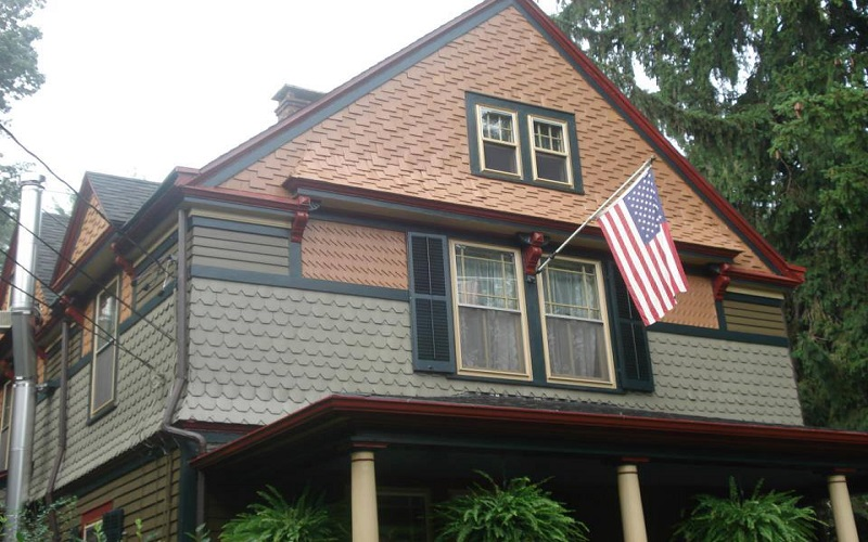 We are painting and restoring homes in Glen Ridge NJ