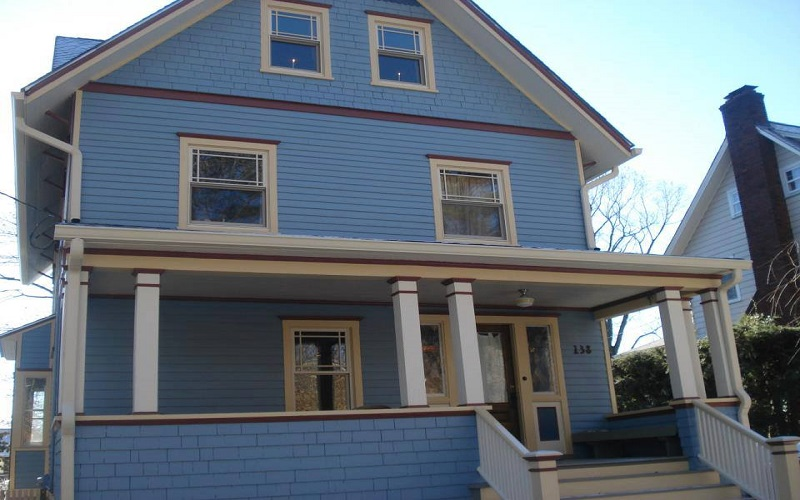 We are painting and restoring homes in Washington Township NJ