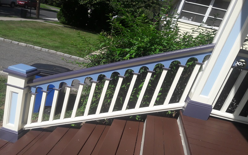 We are painting and restoring homes in Westwood NJ
